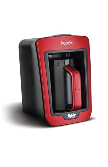 Fakir Kaave Türk Kahve Makinesi Kırmızı Kırmızı